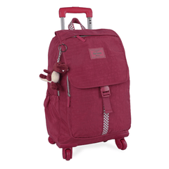 Mochila-Up4You-com-roda-Giratoria-Vinho