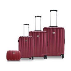 Kit-de-Malas-IN-Travel-P-M-G---Frasqueira-Gratis-Vermelho