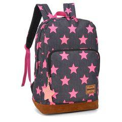 luxcel-mochila-escolar-juvenil-estrela-up4you-luxcel--45769-ESTRELA